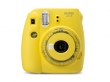 Fuji Instax Mini9 Clear Yellow instant kamera
